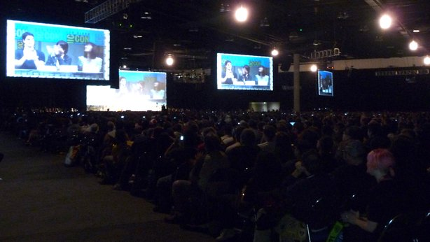 """Scott Pilgrim"" packed Hall H."