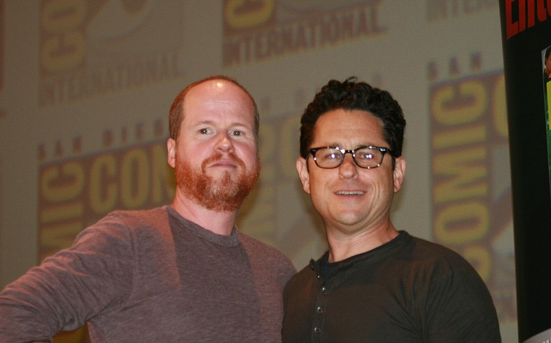Entertainment Weekly's choice for visionaries: Joss Whedon and J.J. Abrams. (...