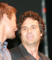 Mark Ruffalo will follow Eric Bana and Edward Norton as The Hulk/Bruce Banner. (Photo by: Tony Weidinger)