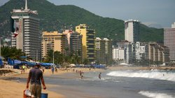 Acapulco, Mexico's celebrated coastal resort, was once a destination for Holl...