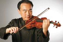 "Violinist Cho-Liang ""Jimmy"" Lin is the music director of La Jolla Music Society's SummerFest concert series."