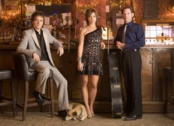 Get ready to swing with Hot Club of Cowtown at AMSDconcerts tomorrow night
