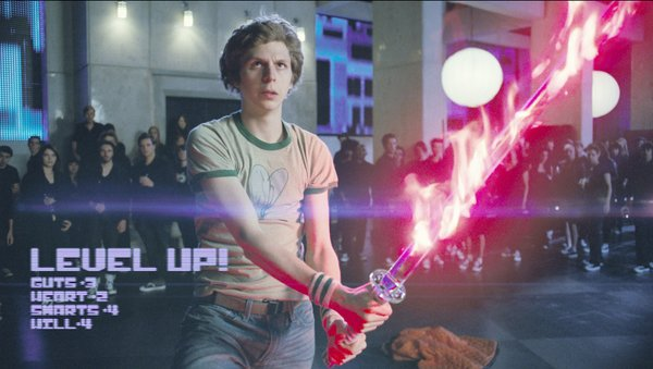 Michael Cera stars as Scott Pilgrim