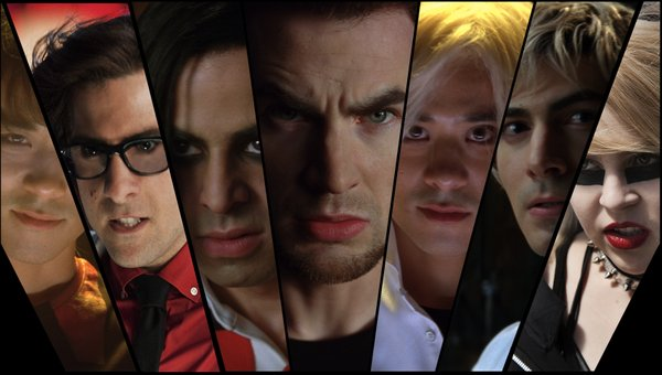The seven evil exes.