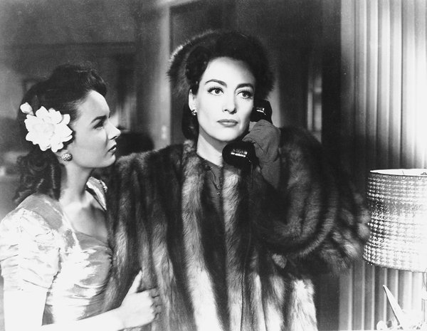 "Joan Crawford stars in ""Mildred Pierce,"" a classic women's picture from the forties."