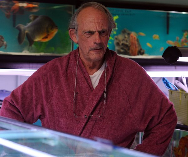 "Christopher Lloyd in ""Piranha 3D"""