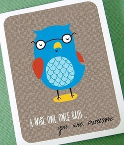 An adorable card available from Etsy store Sparkle Paw.