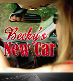 Drive along the yellow line with Becky this month at the North Coast Rep.