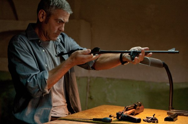 "George Clooney in ""The American"""