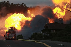Survivors Of San Diego Fires Tell Counterparts in San Bruno To Hang Tough