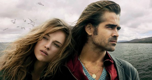 "Alicja Bachleda and Colin Farrell star in Neil Jordan's ""Ondine."""