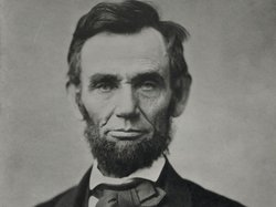 Photo of President Abraham Lincoln. The personal beliefs of President Abraham Lincoln remain a source of mystery to historians and biographers.