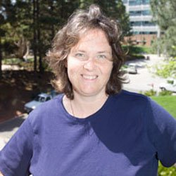 Kim Prather is an atmospheric chemistry professor and the principal investigator at the Center for Aerosol Impacts on Climate and Environment.