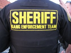 San Diego County Sheriff's deputies are part of a multi-agency gang effort called the North County Gang Taskforce.