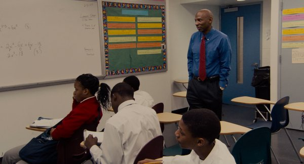 "Geoffrey Canada is an educator who is making a difference in ""Waiting for Superman."""