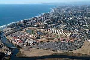 Photo for Citing Financial Crisis Caused By COVID-19 Del Mar Fairgrounds Cuts Majority ...