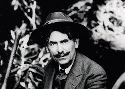 This is the true story of Ernest Thompson Seton (pictured) and the wolf named...