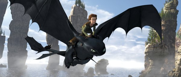"""How to Train Your Dragon"""