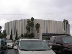 Formerly the San Diego Sports Arena, now the Valley View Casino Center. But where's the valley?