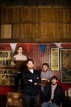Coming to San Diego from Selkirk, Scottish indie rock band Frightened Rabbit ...