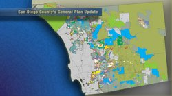 San Diego County's General Plan Update will affect the unincorporateed areas ...
