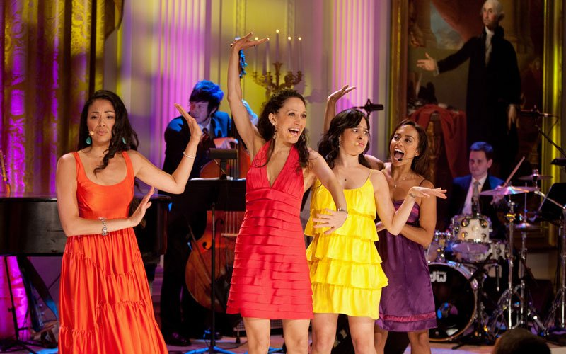 In Performance At The White House A Broadway Celebration