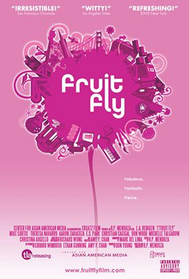 "The poster for ""Fruit Fly."""