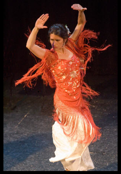 San Diego and Seville don't seem so far apart when Flamenco dancing is your c...