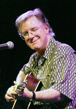 John Sebastian plays Acoustic Music San Diego at the Normal Heights church on...