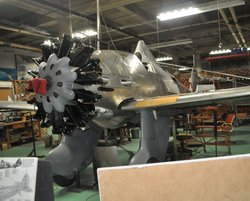 Photo of a plane that has taken volunteers 14 years to build from scratch in ...