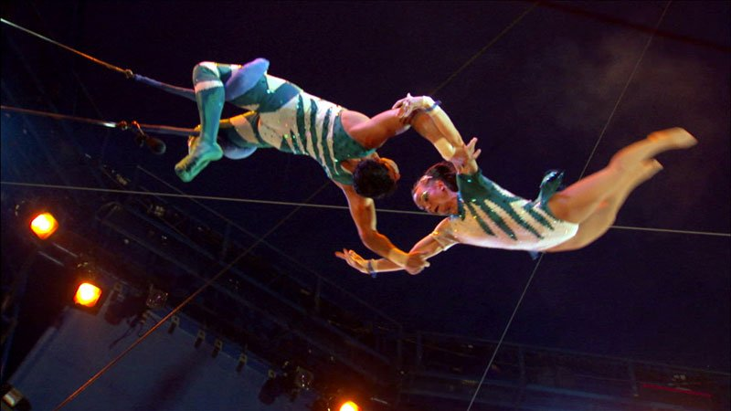 Image Gallery Trapeze Acrobats
