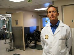 Emergency medicine Dr. Richard Clark says there are more prescription painkil...