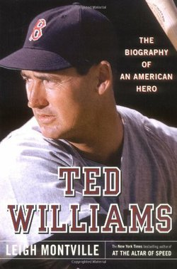 San Diego's Ted Williams has inspired plenty of books, including this 2004 bio.