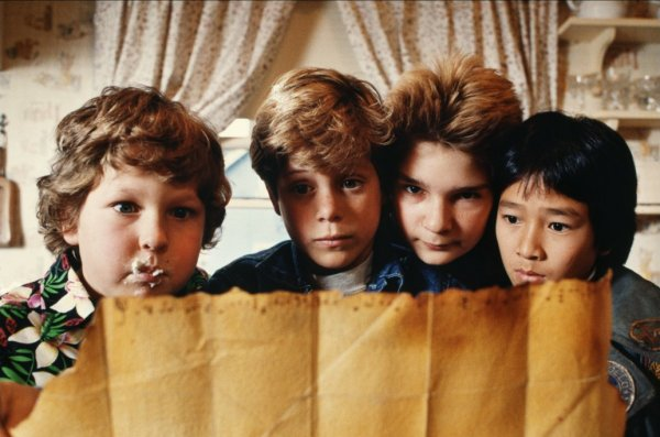 """The Goonies"" is 25 years old today!"