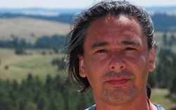 Photo of director Neil Diamond, Cree First Nation
