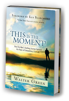 """This is the Moment"" 