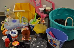 All of these plastic items are now accepted by the City of San Diego's Recycling Program.