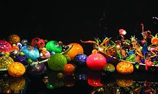 """Float Boat and Ikebana Boat,"" Dale Chihuly (8414)"