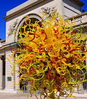 """""""The Sun,"""" Dale Chihuly"""