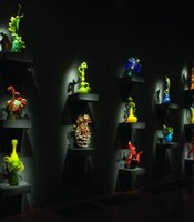 """Venetian Wall,"" Dale Chihuly"