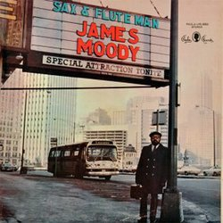 This photo of Moody from 1973 is also great.