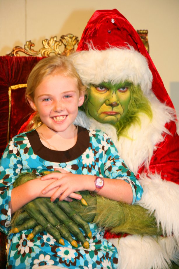 Dr. Seuss' How The Grinch Stole Christmas is one of many stage shows in San Diego this holiday season.