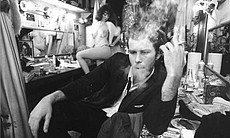 "Tom Waits by photographer <a href=""https://www.morrisonhotelgallery... (8766)"