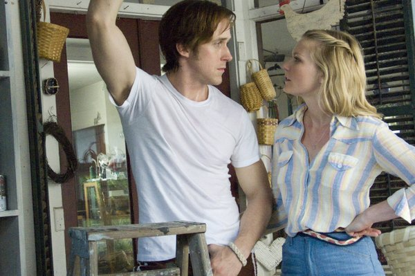 "Ryan Gosling and Kristen Dunst are the attractive leads in ""All Good Things."""