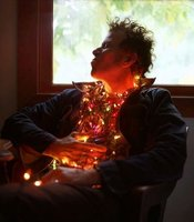 Tom Waits, all holiday style.