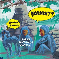 Cover to Pavement's 1995 release