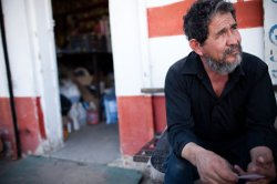 Jose Mercado, a resident of the Mexican village of Jacume, owns a convenience...