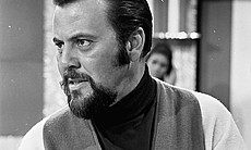 """Producer and creator of """"Laugh-In"""" George Schlatter (8995)"""