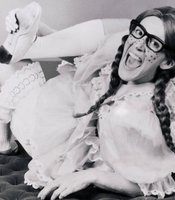 """Ruth Buzzi played a Farkel family daughter in """"Laugh-In."""""""