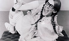 "Ruth Buzzi played a Farkel family daughter in ""Laugh-In."""